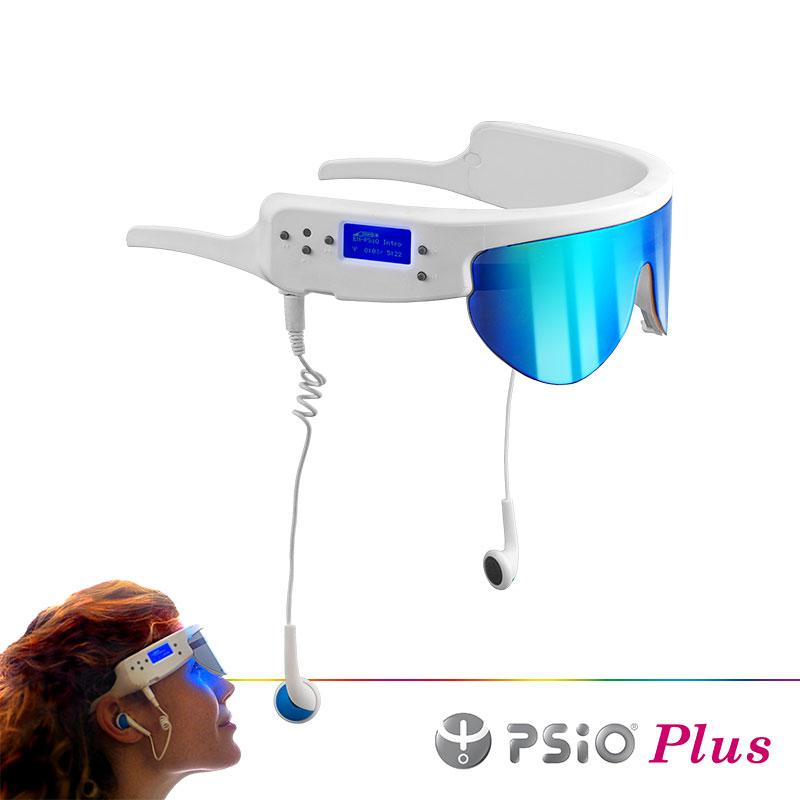 Lysterapi briller har aldrig været mere behagelige - PSiO Plus