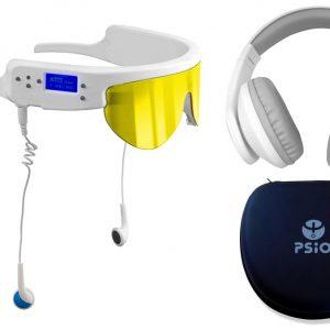 PSIO Custom +headset