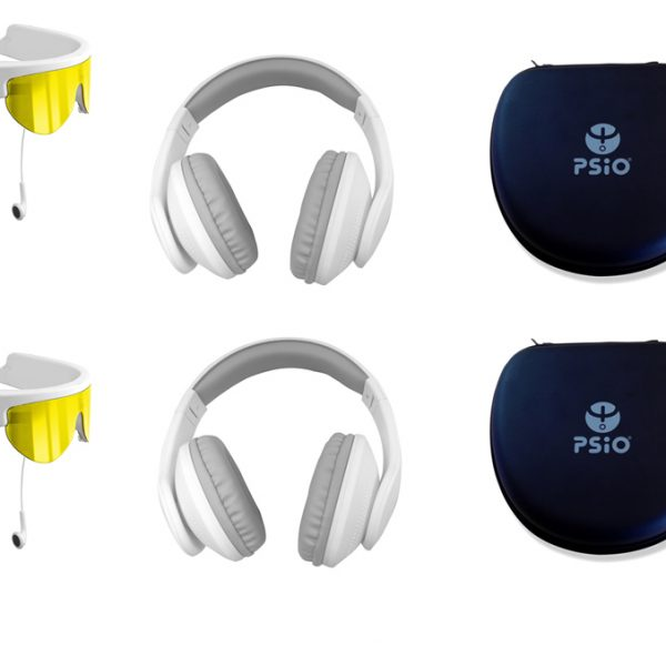 PSIO Custom +headset Family kit
