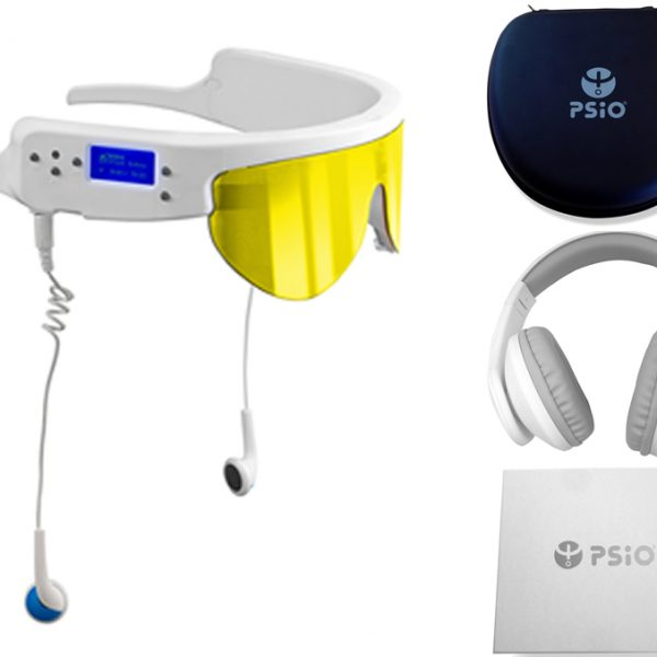 PSIO Premium pro +headset Family kit